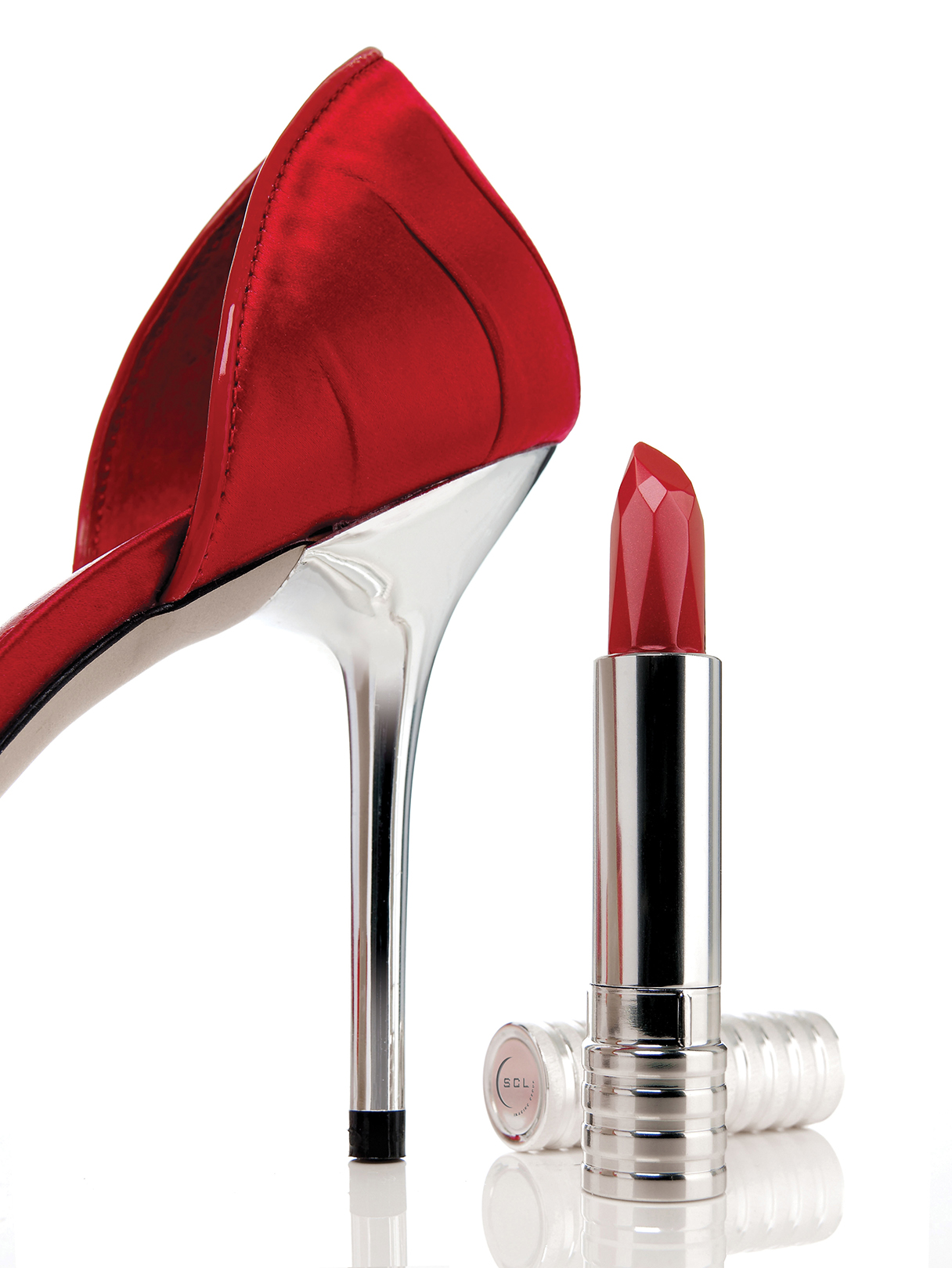Photography - Lipstick and High Heel