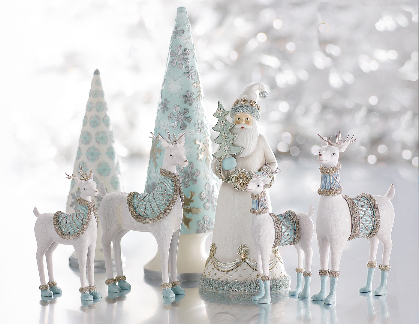 Photography - Horse and Trees Christmas Toys