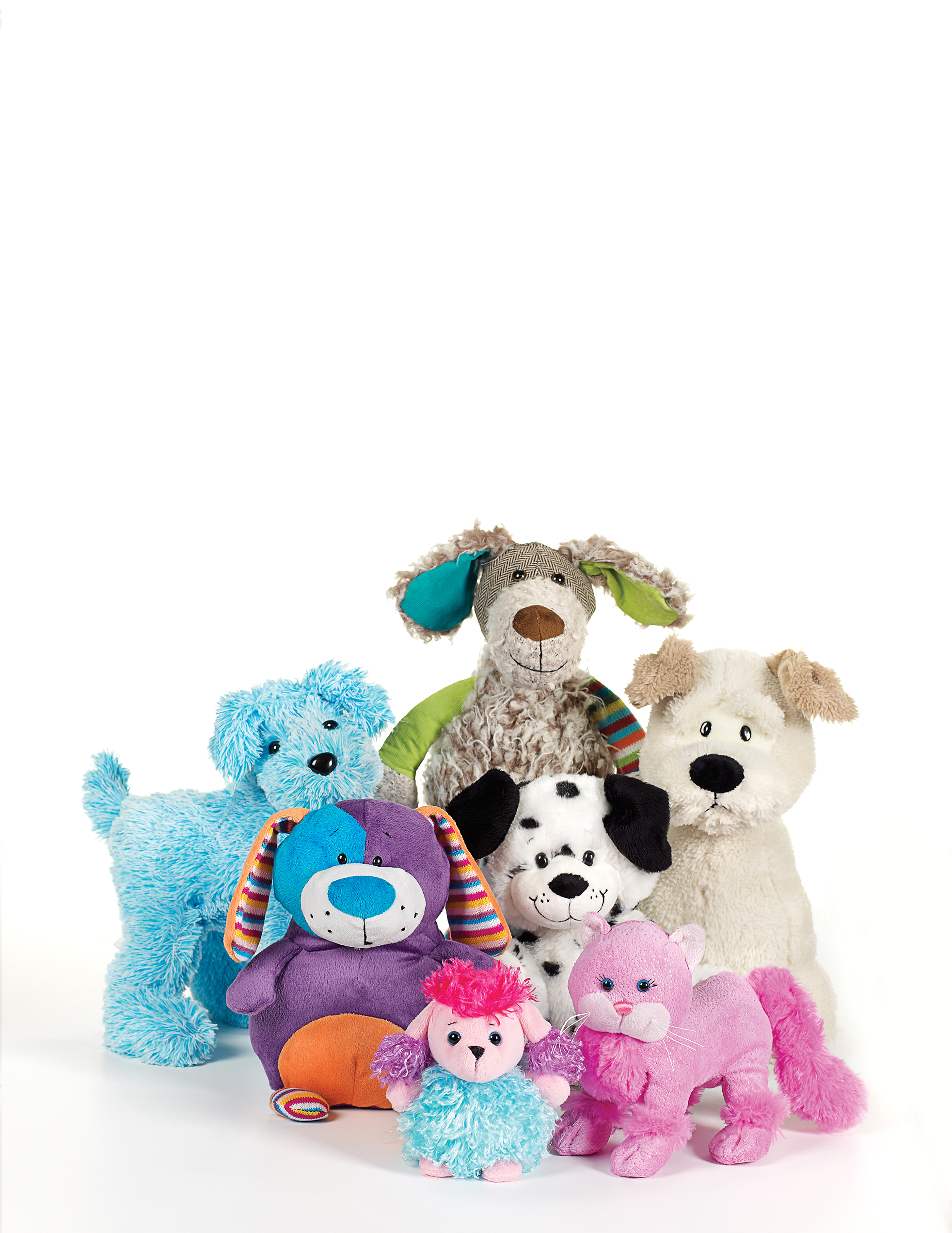 Photography - Stuffed Animals in a Pile