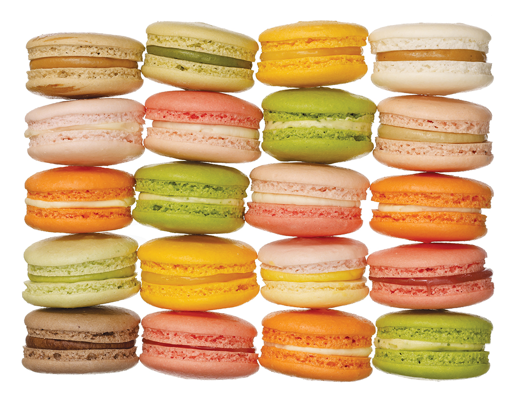 Photography - Macaroons Stacked