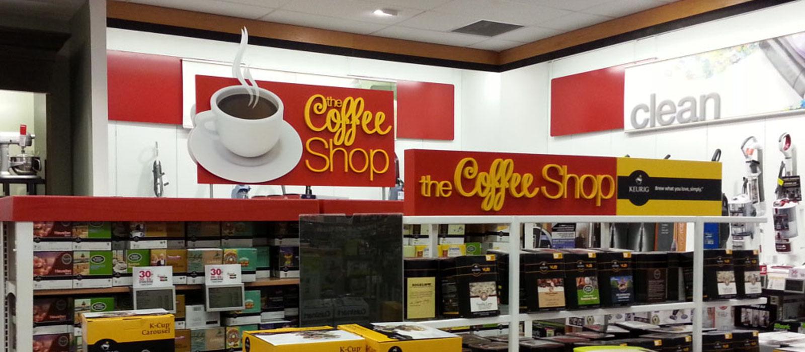 TI Group - Case Study - Coffee Shop