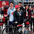 fundraising for ride for heart